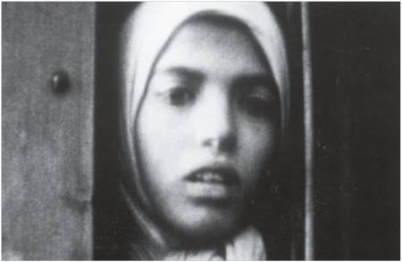 Állókép Settela Steinbachról. Westerborki Emlékhely Archívuma, Hollandia